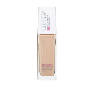 fond de teint Superstay Maybelline