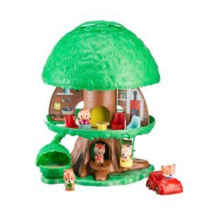 Des idées de cadeaux de Noël pour les enfants de 1 à 6 ans.