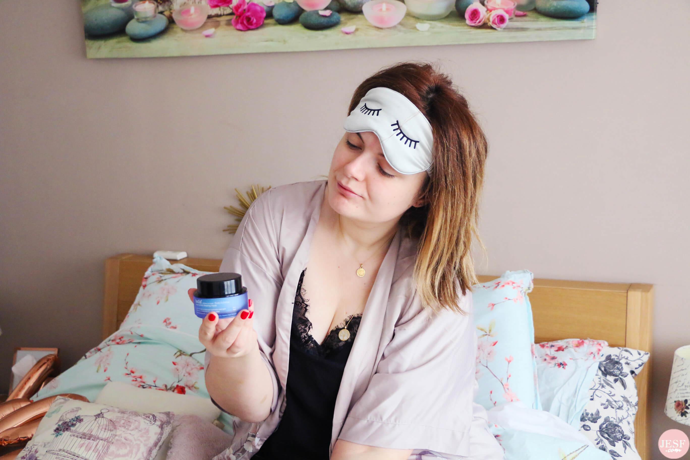 avis-masque-nuit-hydratant-belif-peau-sensible-sèche-mixte-grasse-texture-gel(3)