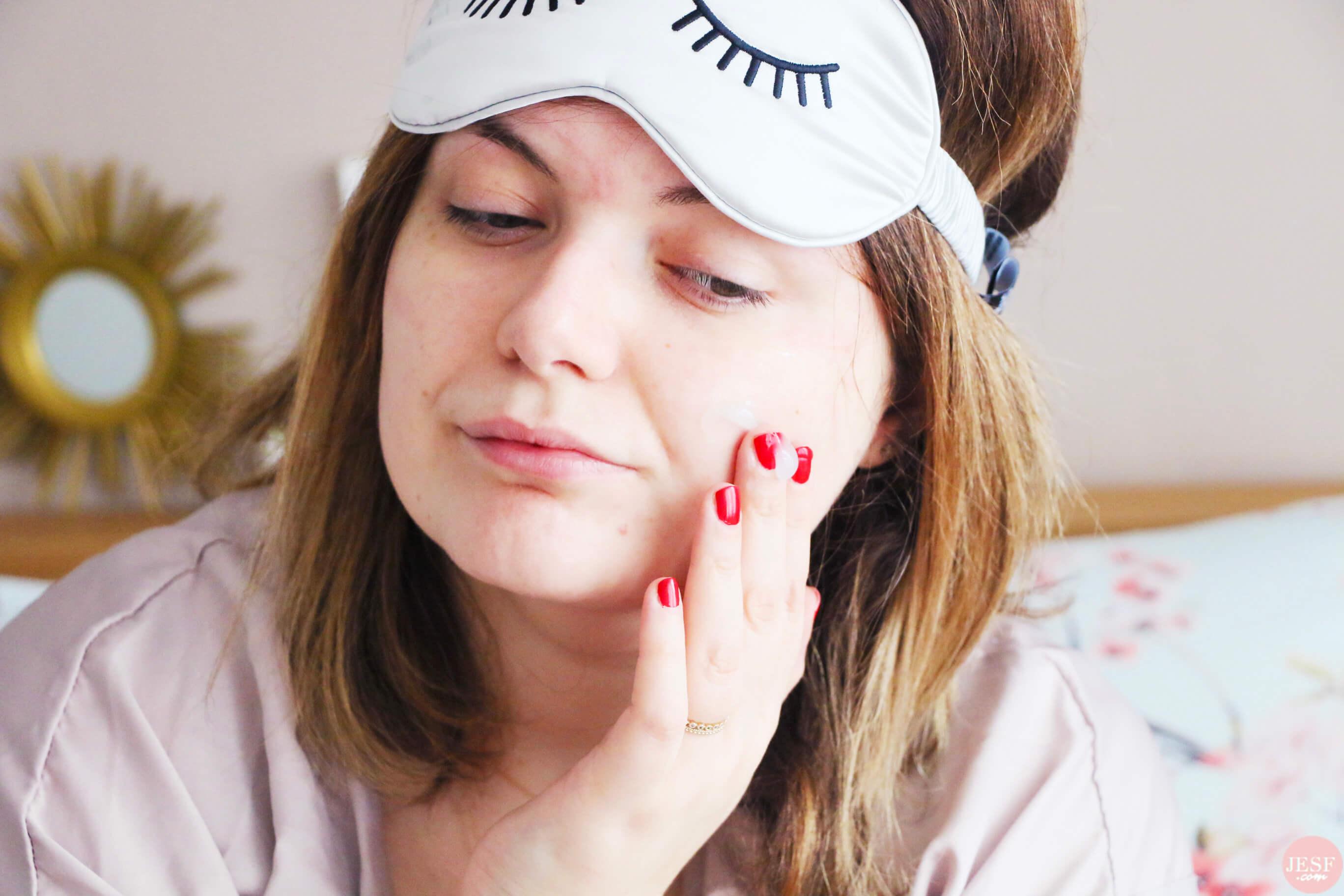avis-masque-nuit-hydratant-belif-peau-sensible-sèche-mixte-grasse-texture-gel(6)