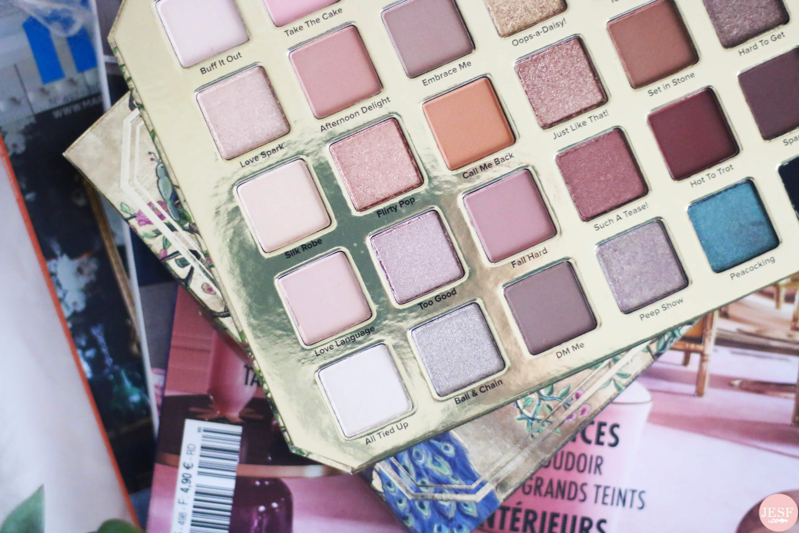 avis-palette-natural-lust-too-faced-nouveauté-printemps-makeup-revue-makeup-swatches