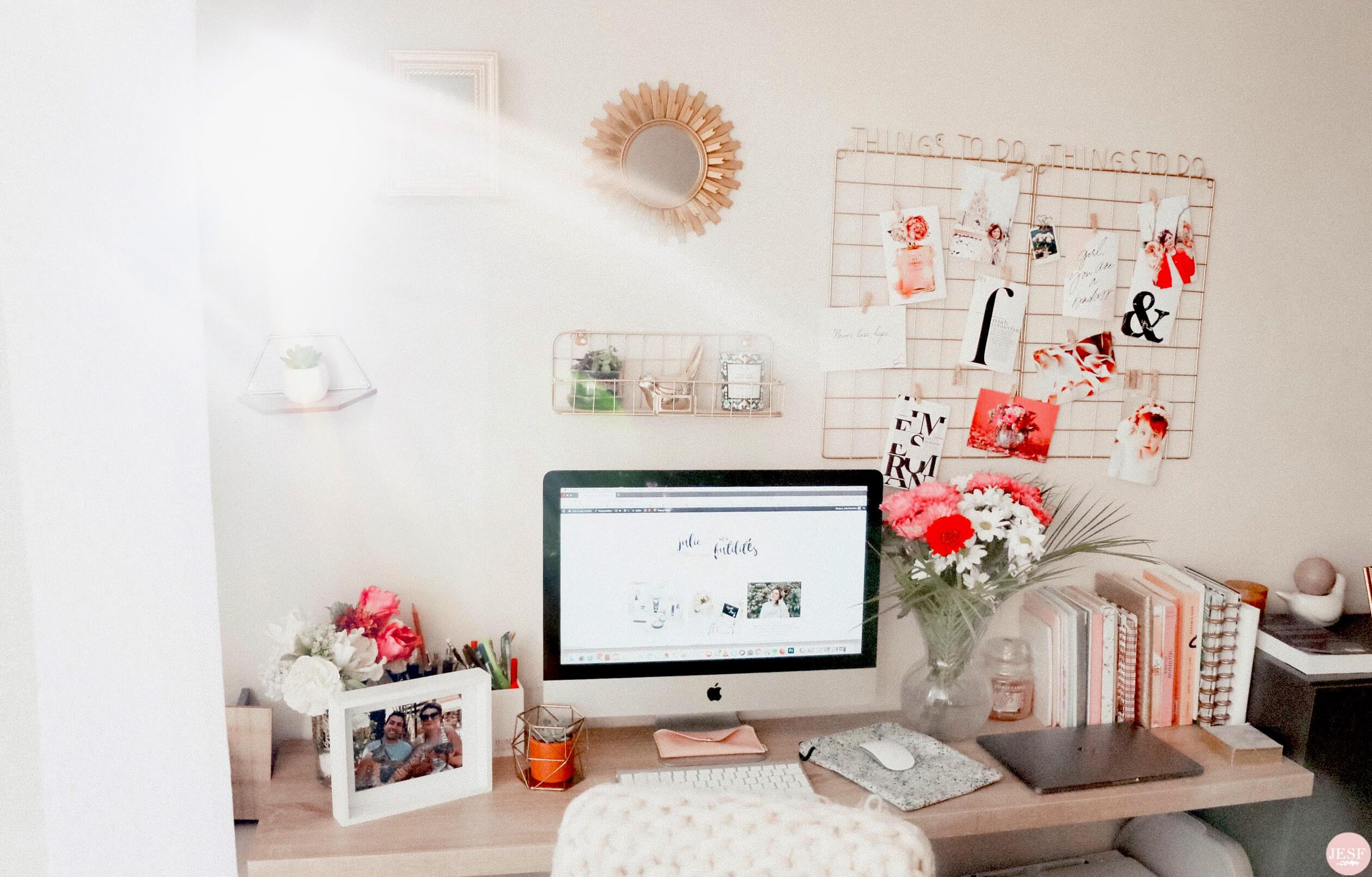 migrer-site-WordPress-Blog-bureau-décoration-ordinateur