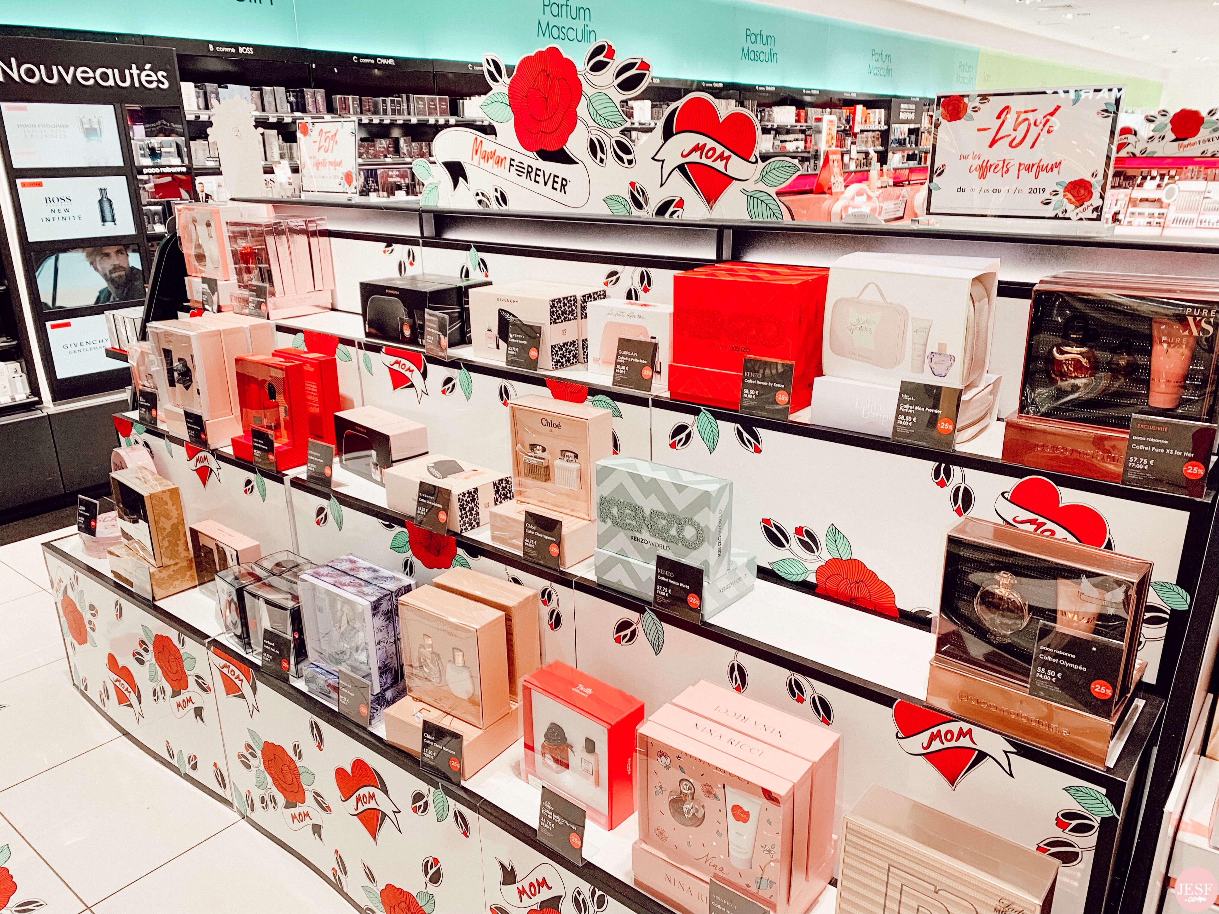 parly-2-sélection-fête-des-mères-magasins-boutique-enseigne-mode-beauté-déco-sephora-idées-cadeaux